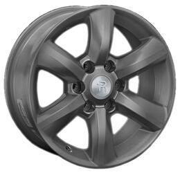 Автомобильный диск литой Replay LX50 7,5x17 6/139,7 ET 25 DIA 106,1 GM