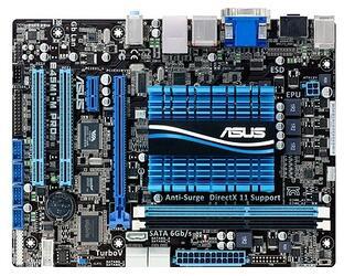 Плата ASUS E45M1-M PRO