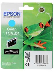 Картридж струйный Epson T0542