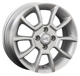 Автомобильный диск Литой LegeArtis OPL17 6x15 4/100 ET 43 DIA 56,6 Sil