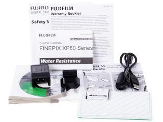 Компактная камера Fujifilm FinePix XP80 фиолетовый