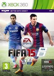Игра для Xbox 360 FIFA 15