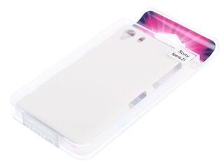 Накладка  Amato Case для смартфона Sony Xperia Z1 Compact
