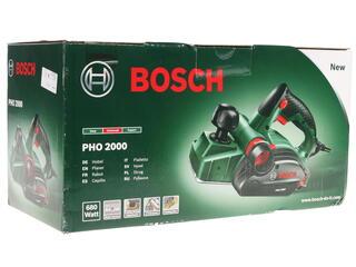 Электрический рубанок Bosch PHO 2000