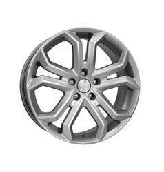 Автомобильный диск  K&K Пандора 8,5x19 5/130 ET 45 DIA 71,6 Блэк платинум