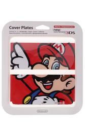 Декоративная крышка Mario edition синий, белый, красный, желтый