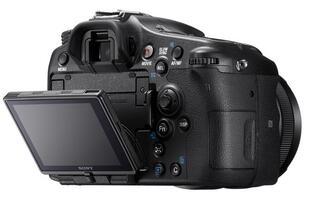 Зеркальная камера Sony ILCA-77M2Q 16-50mm черный