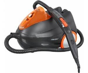 Пароочиститель Monster MB-10034 оранжевый, черный