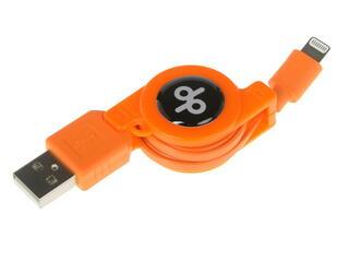 Кабель DIOPRO VAP-CBL5211 Lightning 8-pin - USB оранжевый