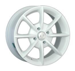 Автомобильный диск Литой LS NG217 5,5x13 4/98 ET 35 DIA 58,6 White