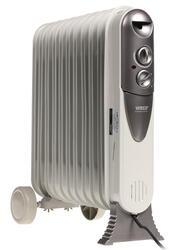 Масляный радиатор Vitesse VS-877 серебристый