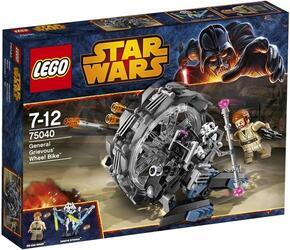 Конструктор LEGO Star Wars Машина генерала Гривуса 75040