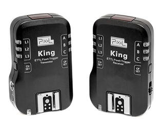Радиосинхронизатор  Nikon PIXEL King II