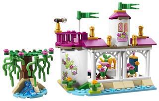 Конструктор LEGO Disney Волшебный поцелуй Ариэль 41052