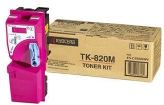 Картридж лазерный Kyocera TK 825M
