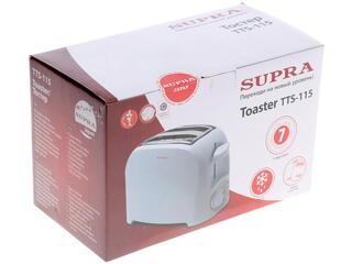 Тостер Supra TTS-115 белый