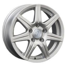 Автомобильный диск литой Replay RN62 6x15 5/114,3 ET 45 DIA 66,1 Sil