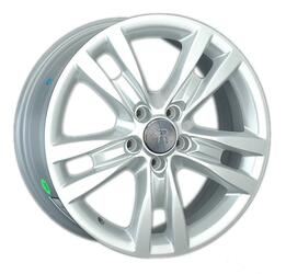 Автомобильный диск литой Replay FD61 7x17 5/108 ET 50 DIA 63,3 Sil