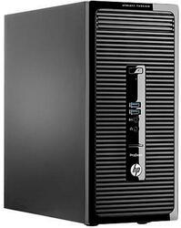 ПК HP Pro 400 MT i7 4790s (3.4)/4Gb/500Gb 7.2k/Free DOS/клавиатура/мышь