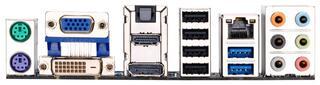 Плата Gigabyte LGA1155 GA-Q77M-D2H Q77 4xDDR3-1600 2xPCI-Ex16 HDMI/DVI/DSub/DP 8ch 2xSATA3 2xUSB3 GLAN mATX