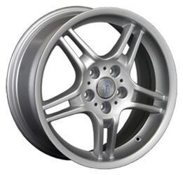 Автомобильный диск литой Replay B61 9,5x19 5/120 ET 32 DIA 72,6 Sil