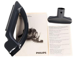 Пылесос Philips FC8950/01 красный
