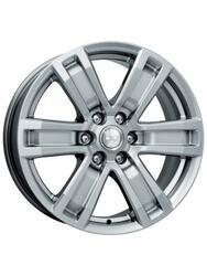 Автомобильный диск литой K&K R-7 Рольф 7x16 6/139,7 ET 46 DIA 92,5 Сильвер