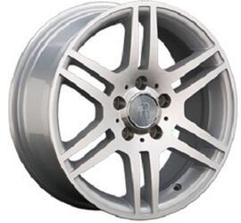 Автомобильный диск литой Replay MR66 7,5x17 5/112 ET 48 DIA 66,6 Sil