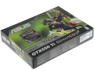 Видеокарта PCI-E Asus GeForce GTX 550 Ti 1024MB 192bit GDDR5 [ENGTX550 Ti DC/DI/1GD5] DVI HDMI