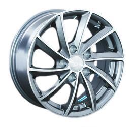 Автомобильный диск литой LS 276 6x14 4/98 ET 35 DIA 58,6 SF