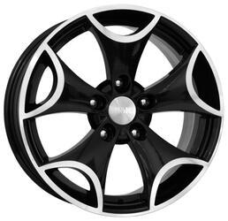Автомобильный диск  K&K Фотон 7,5x16 5/114,3 ET 45 DIA 67,1 Алмаз блэк аурум