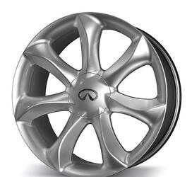 Автомобильный диск Литой LegeArtis INF7 8x18 5/114,3 ET 50 DIA 66,1 Sil
