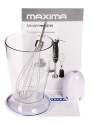 Блендер Maxima MHB-0729 белый