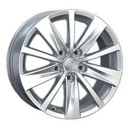 Автомобильный диск литой Replay A86 7x16 5/112 ET 48 DIA 57,1 Sil