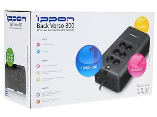 ИБП IPPON Back Verso 800