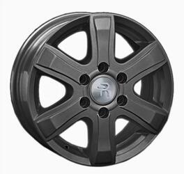 Автомобильный диск литой Replay GW1 7x17 6/139,7 ET 38 DIA 100,1 GM