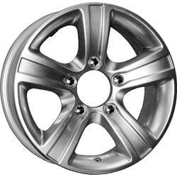 Автомобильный диск Литой K&K Сафари 6,5x16 5/139,7 ET 40 DIA 98 Блэк платинум