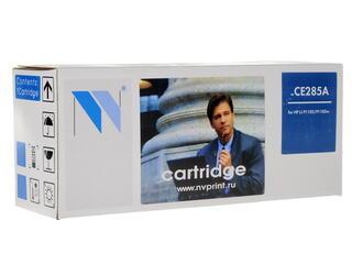 Картридж лазерный NV Print CE285A