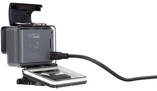 Экшн видеокамера GoPro Hero серый