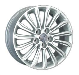 Автомобильный диск литой Replay OPL35 6,5x16 5/105 ET 39 DIA 56,6 Sil