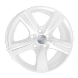 Автомобильный диск литой Replay TY92 7x17 5/114,3 ET 45 DIA 60,1 White