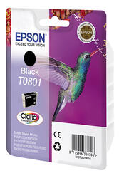 Картридж струйный Epson T0801