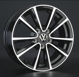 Автомобильный диск литой Replay VV129 6,5x16 5/112 ET 50 DIA 57,1 BKF