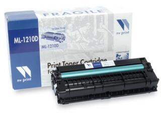Картридж лазерный NV Print ML-1210D3
