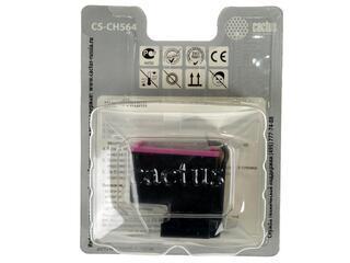 Картридж струйный Cactus CS-CH564
