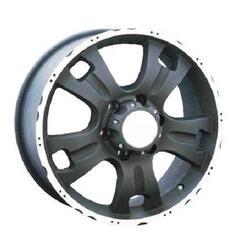 Автомобильный диск Литой LS 214 7x16 6/139,7 ET 38 DIA 67,1 GMF