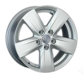 Автомобильный диск литой Replay NS108 6,5x16 5/114,3 ET 40 DIA 66,1 Sil