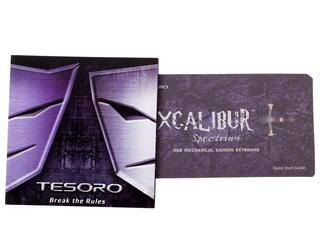 Клавиатура Tesoro Excalibur Spectrum