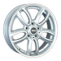 Автомобильный диск литой Replay MN3 7x17 5/120 ET 50 DIA 72,6 SF