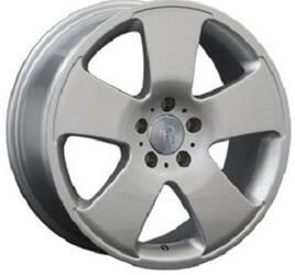 Автомобильный диск литой Replay MR49 8x17 5/112 ET 43 DIA 66,6 Sil